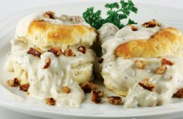 Biscuits N' Gravy