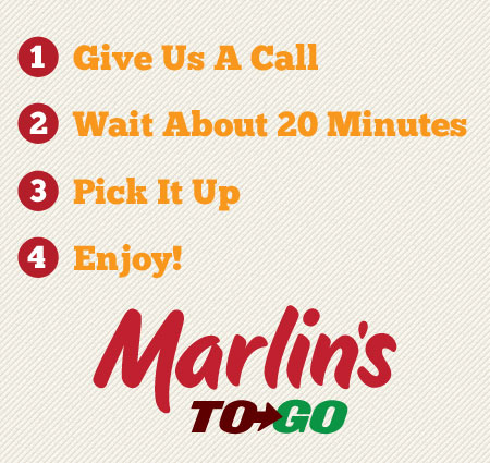 Marlin's Great Food ToGo